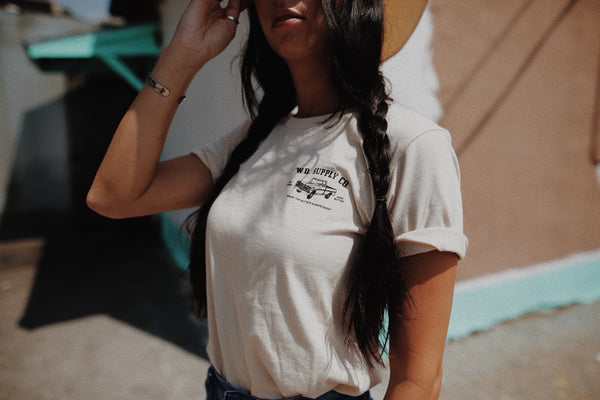 close up of girl in tee
