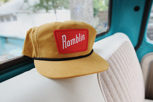 Ramblin' Grandpa Hat