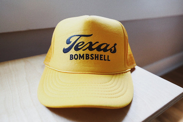 Texas Bombshell Trucker Hat