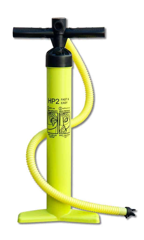 HP INFLATABLE SUP PUMP - First In Line - Shop now