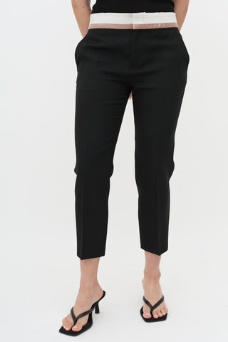 Haider Ackermann Wool Tapered Trouser