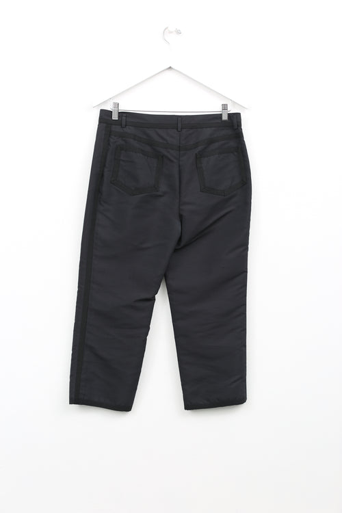Louis Vuitton Grosgrain Detail Pant