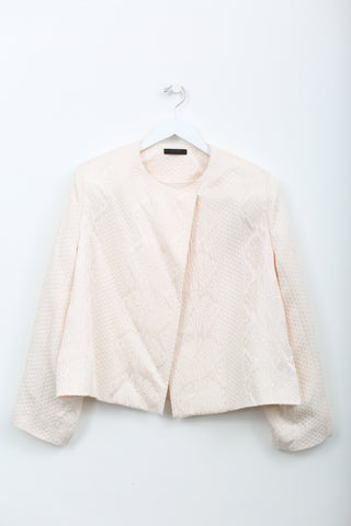 the Row Brocade Jacket
