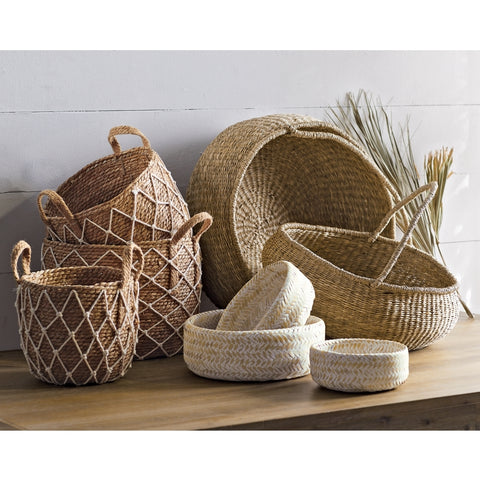 Big Round Baskets - America's Gardens