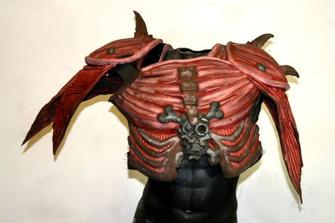 Jizmak Shoulder Pads and Chest Piece