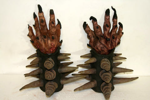 Oderus Hands and Gauntlets