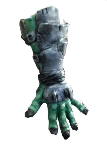 Orc Hands and Gauntlets