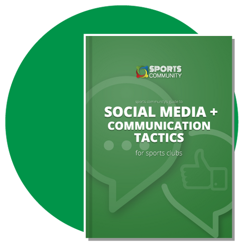 ebook: Social Media and communication tactics for sports clubs