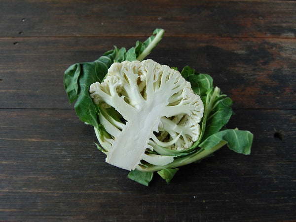 Cauliflower (biodynamic) - half