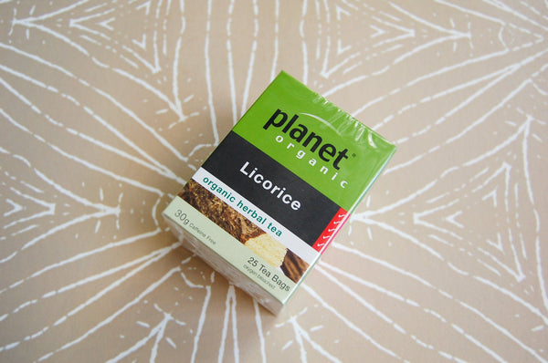 Planet Licorice Teabags (25)