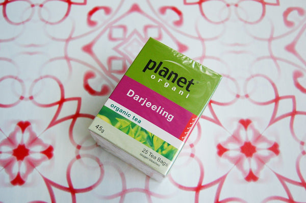 Planet Darjeeling Teabags (25)