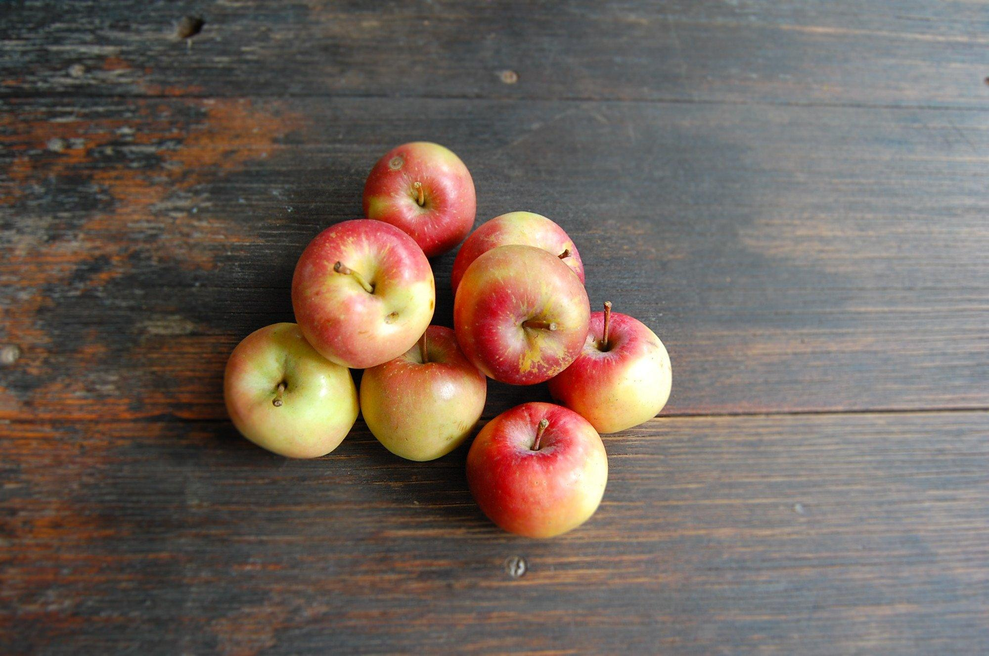 Apple, Fuji (biodynamic)