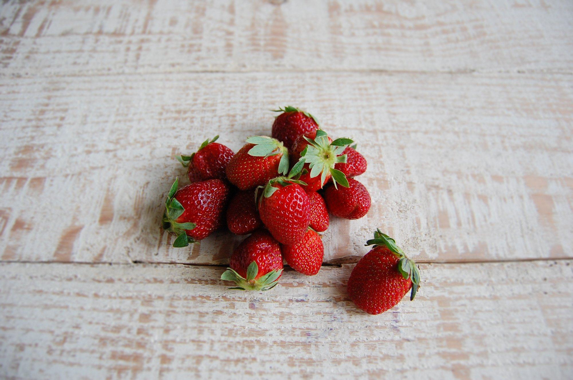 Strawberries (new season)