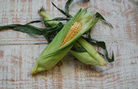 Sweet Corn (for 2)