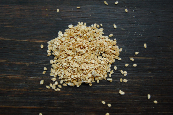 Rolled Oats - stabilised and organic (kg)