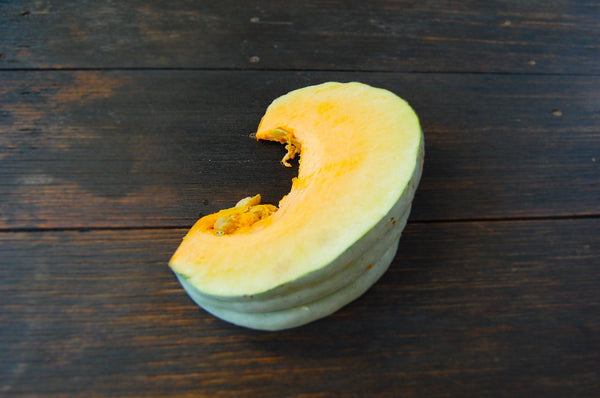 Pumpkin, Sweet Grey