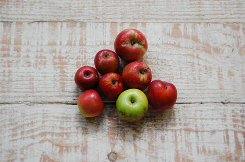 Apple, Juicing (various)