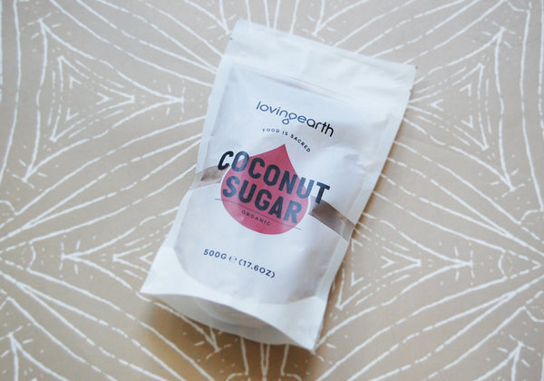 Coconut Sugar, Loving Earth (500g)