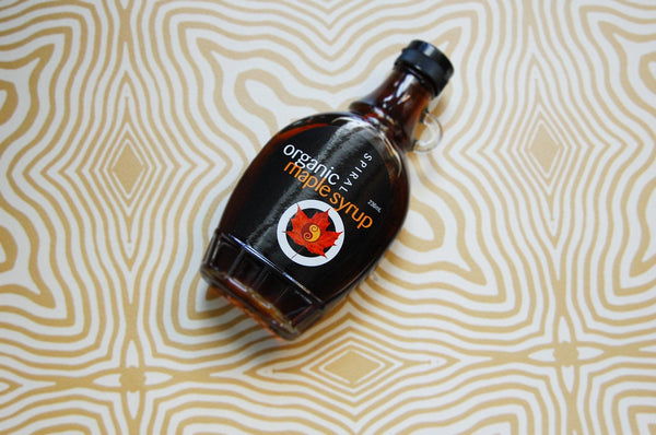 Maple Syrup, Spiral (235ml)