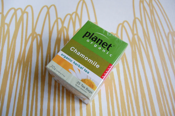 Planet Chamomille Teabags (25)