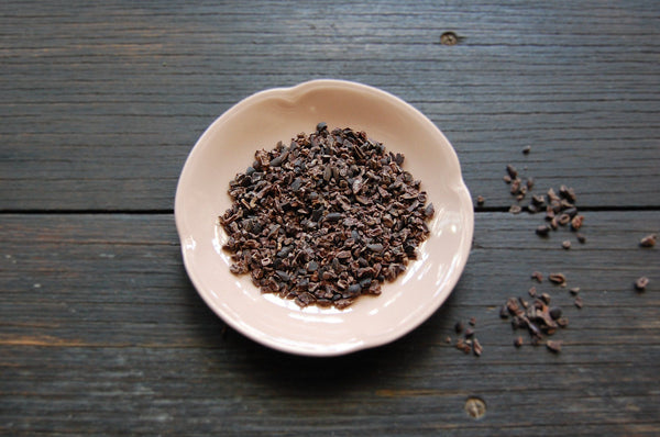 Raw Cacao Nibs, Loving Earth (per 100g)