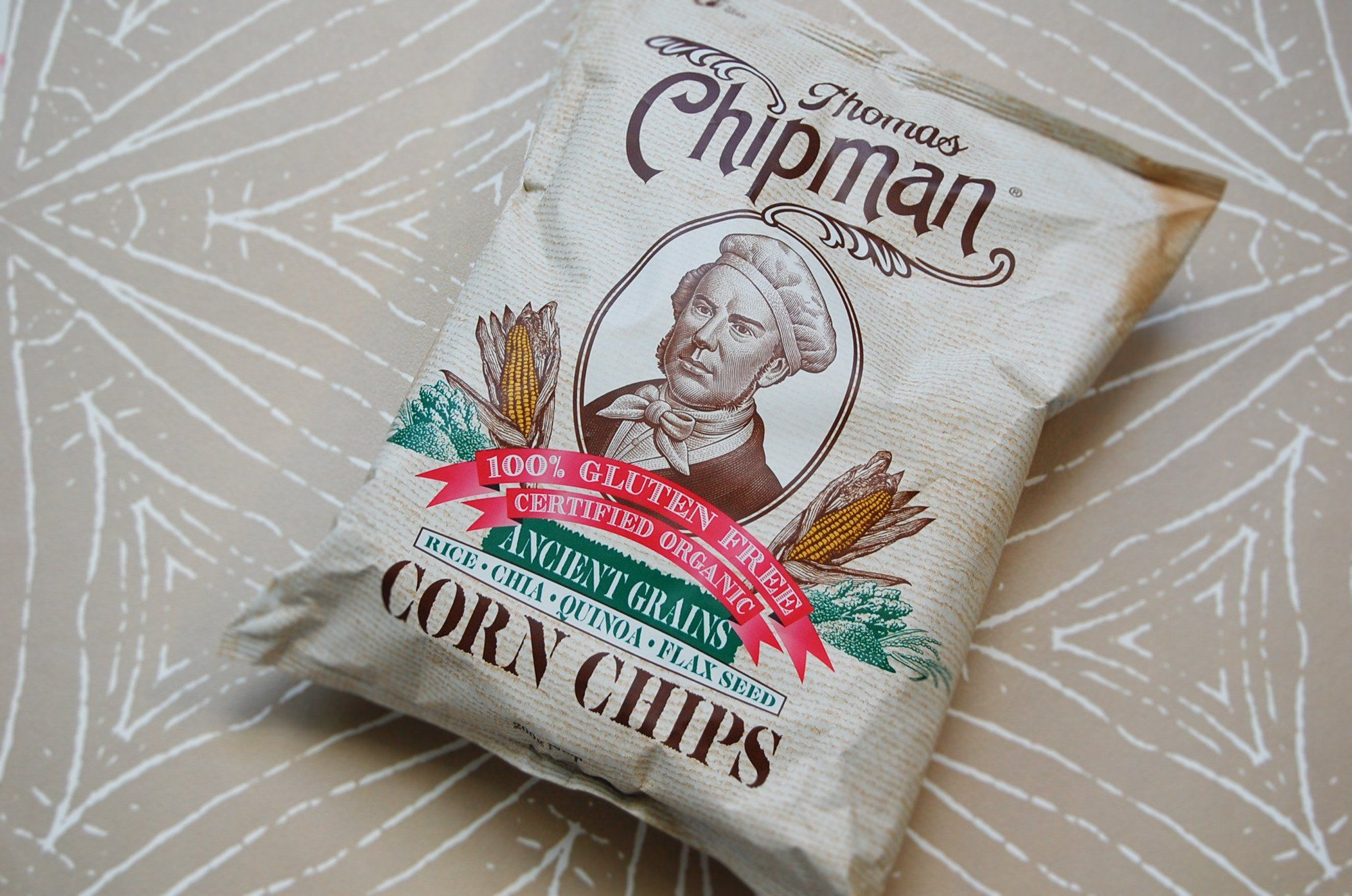 Thomas Chipman, Corn Chips Ancient Grains (200g)