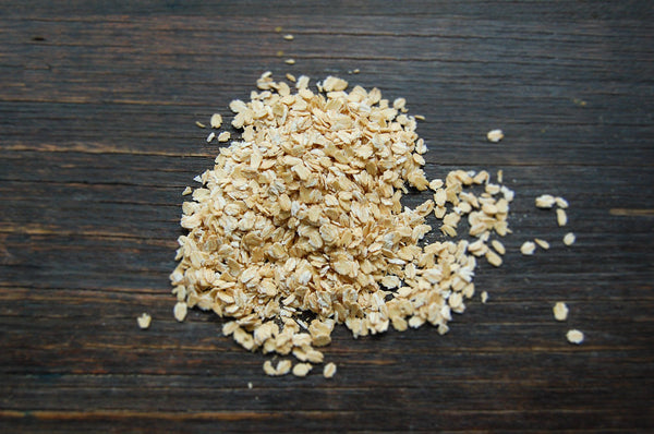 Rolled Oats (unstabilised) - biodynamic (kg)