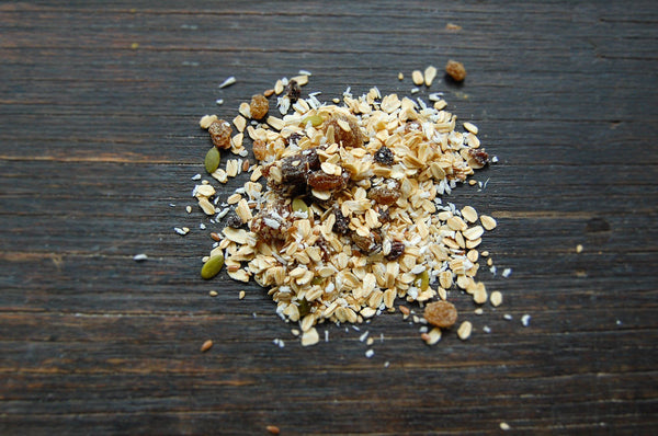 Muesli, wheat-free from The Food Garden (500g)