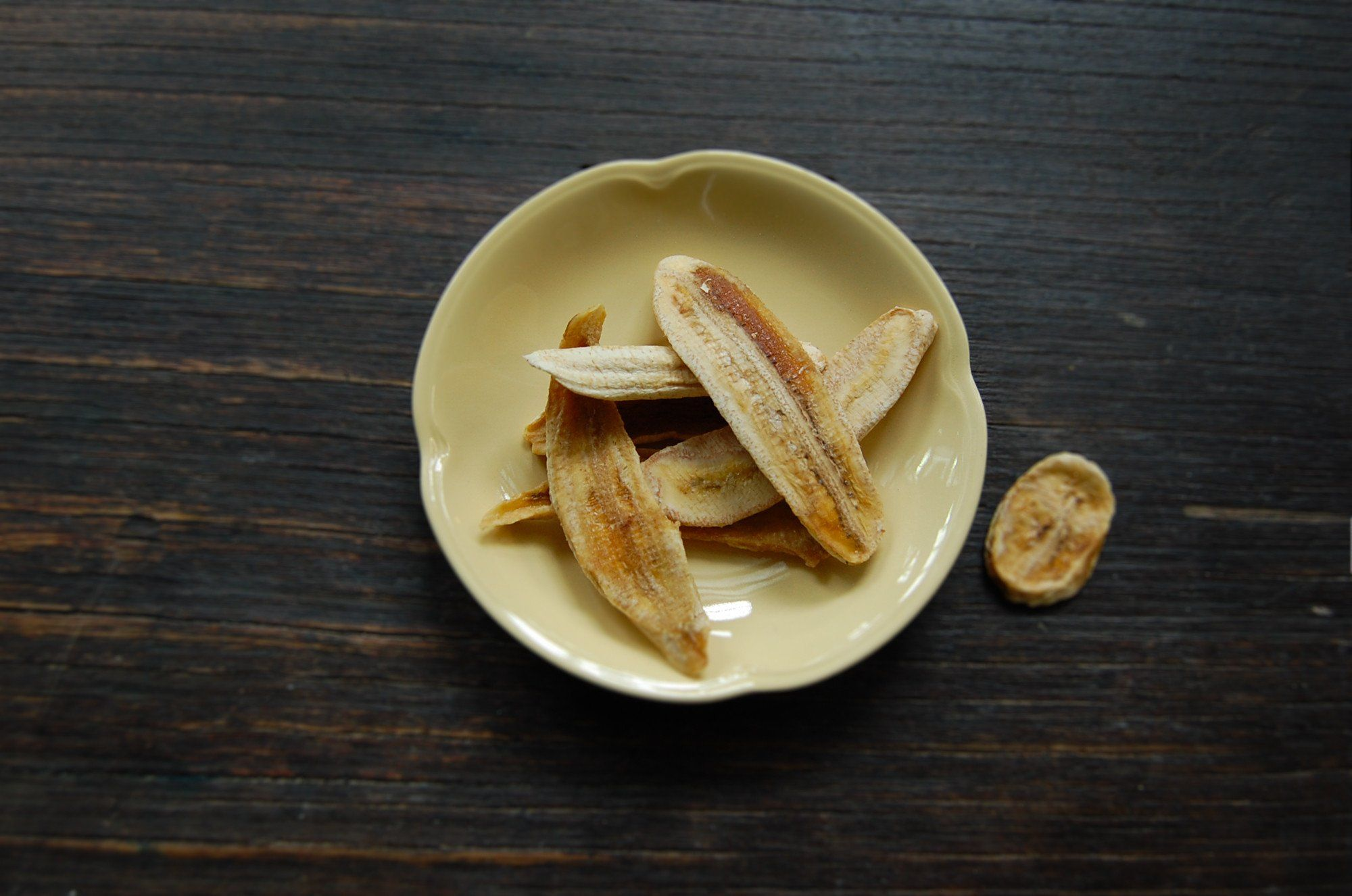 Dried Bananas (our own) 100g