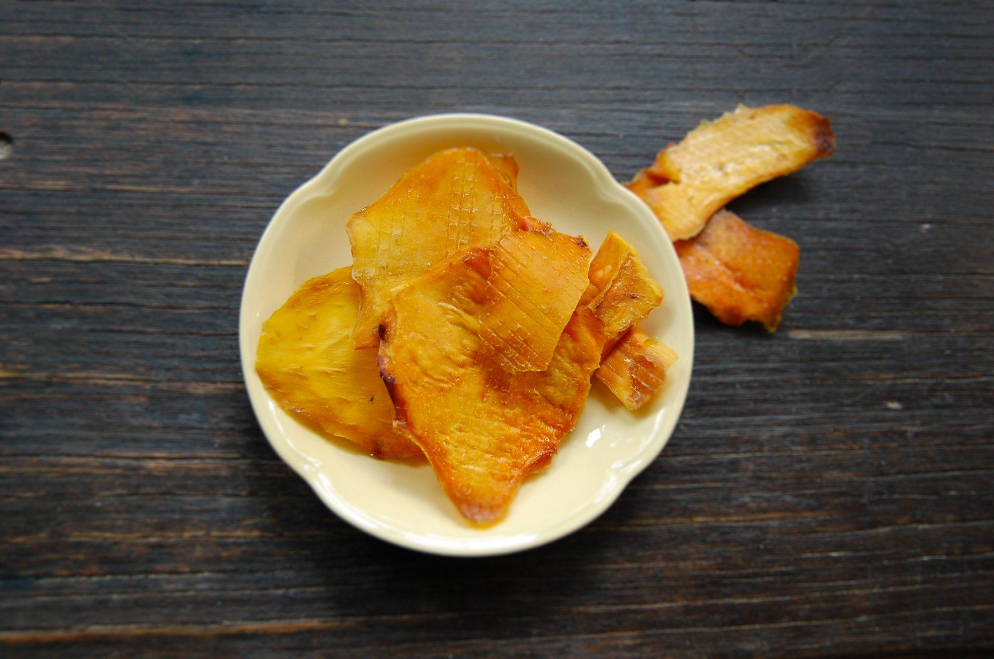 Dried Mango (dangerously delicious!)