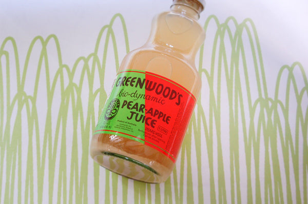 Apple & Pear - Greenwoods Biodynamic Juice (1L)