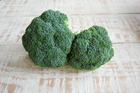 Broccoli, medium head