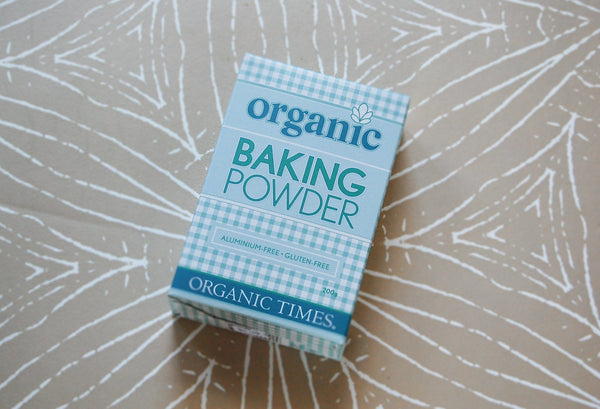 Baking Powder, Organic Times (200g)