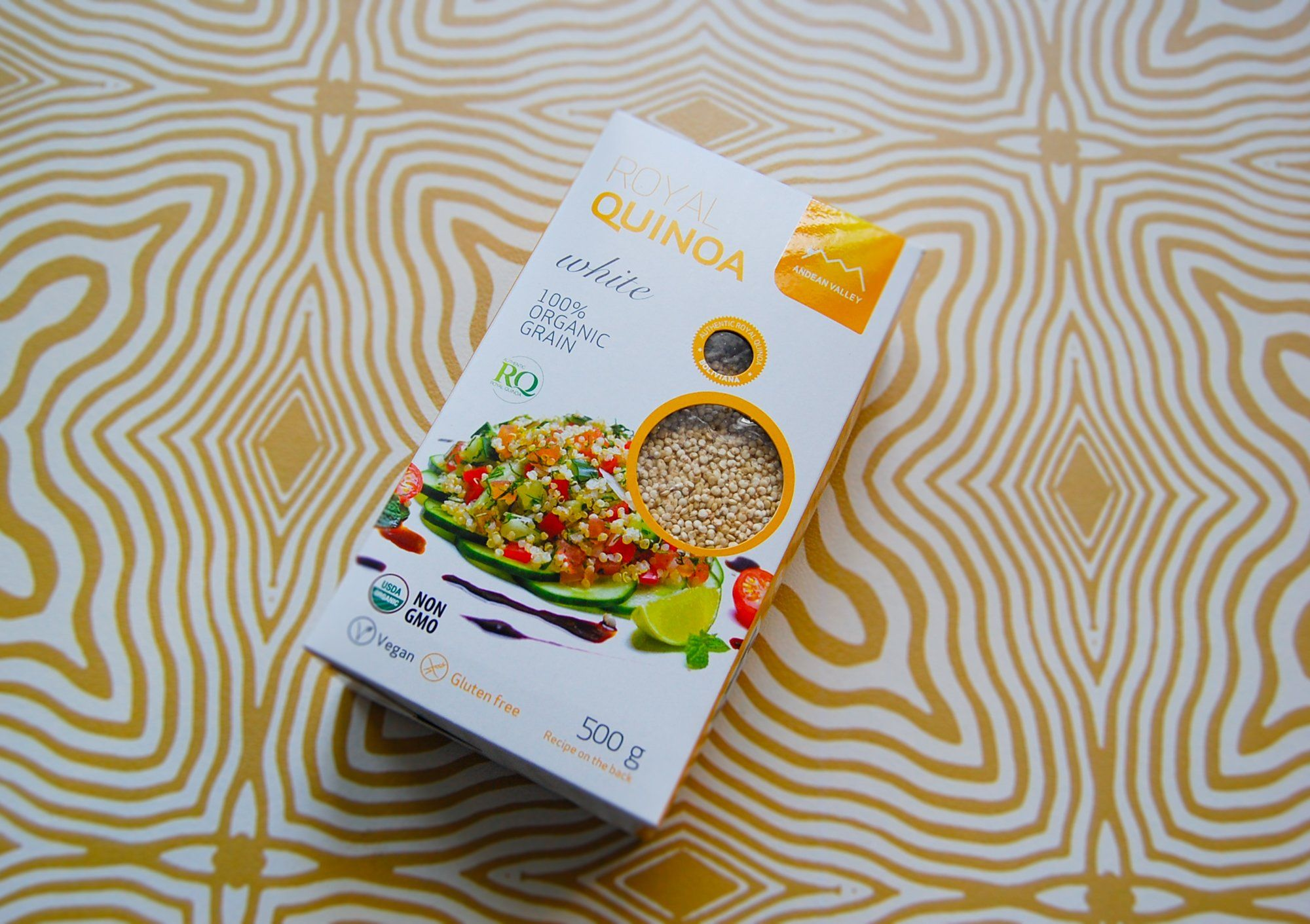 Quinoa, Royal White (500g)