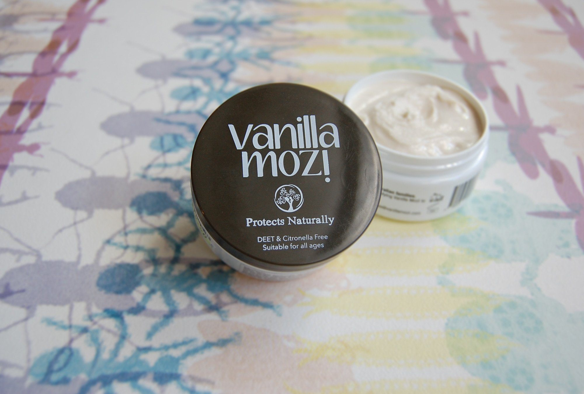 Vanilla Mozi Cream - 100ml tub