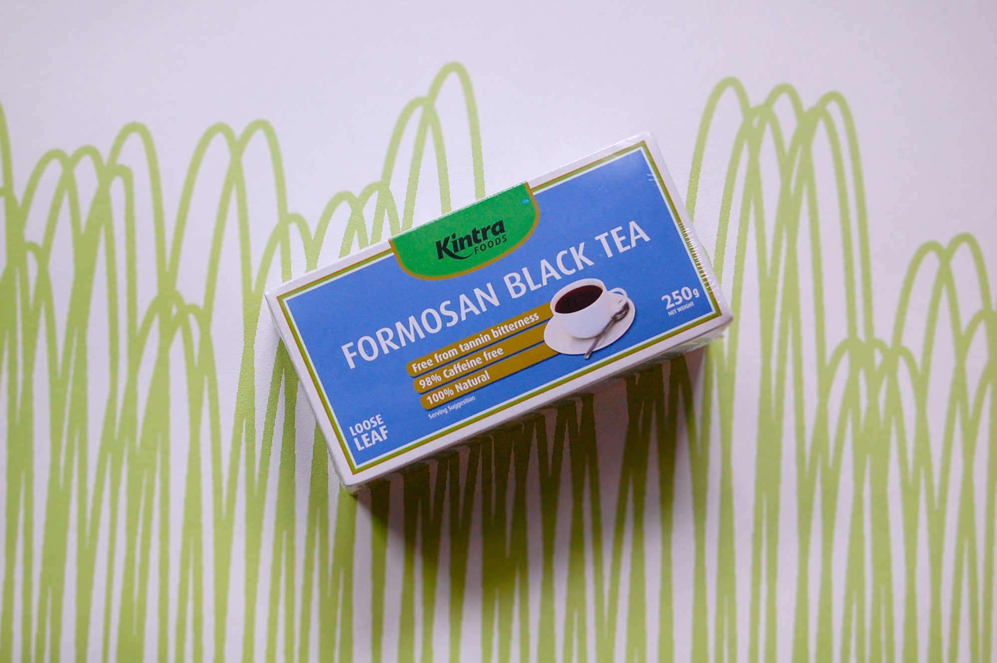 Formosan Black Loose Tea