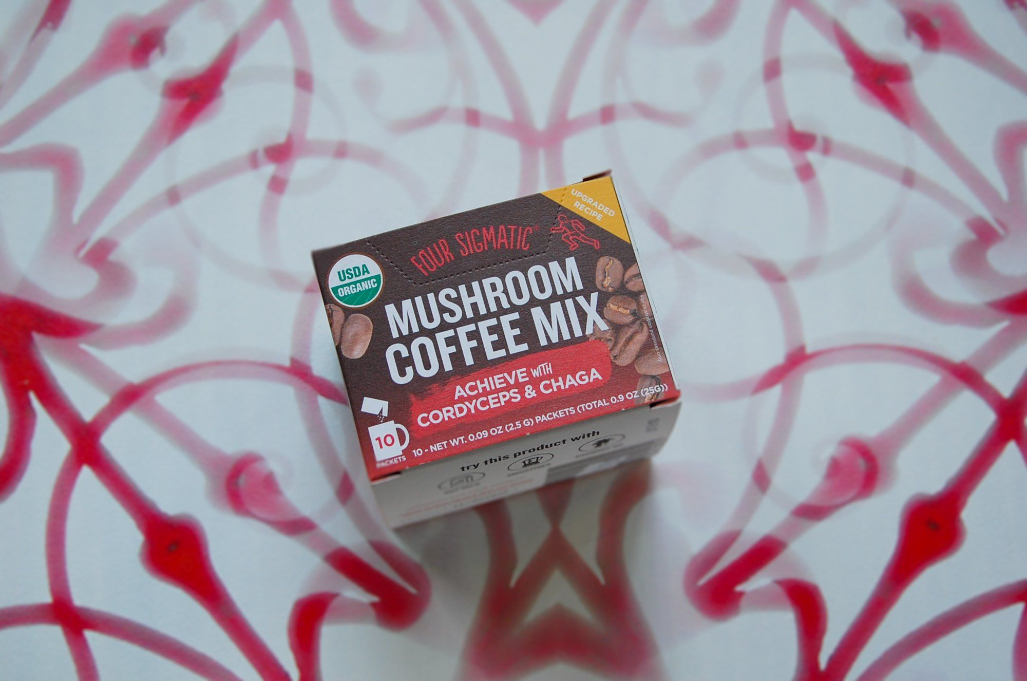 Mushroom Coffee Cordyceps & Chaga (Four Sigmatic)
