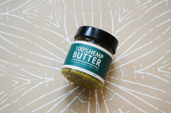 Hemp Butter (Health Food Guys)