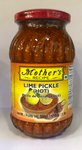 Mother's Lime Pickle (Hot) 500 gms