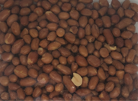 Peanut Roasted Salted Oily 350 gms