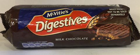 McVitie's Milk Chocolate Digestives 316 gms