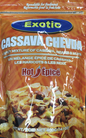 Exotic Cassava Chevdo 400 gms