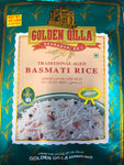Golden Qilla Basmati Rice 10 lbs
