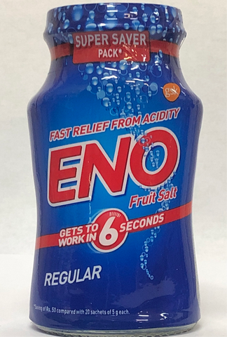 ENO Fruit Salt Regular 100 gms