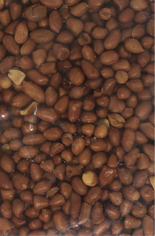 Peanuts Roasted Unsalted Oily 350 gms