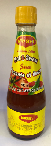 Maggi Hot & Sweet Sauce 340 mL