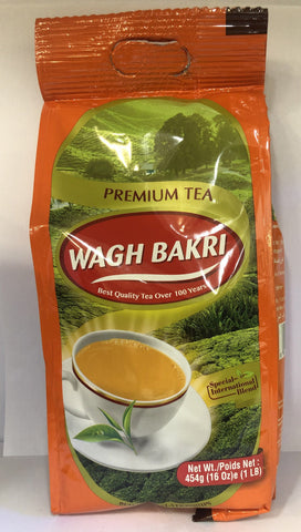 Wagh Bakri Loose Tea