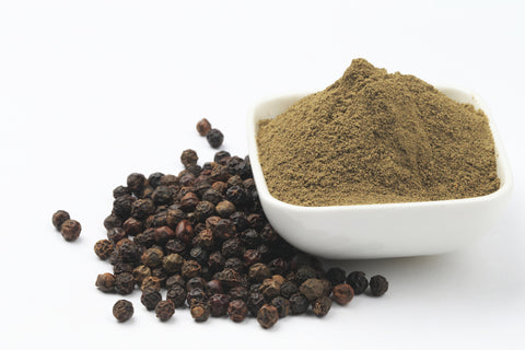 Black Pepper Fine Ground