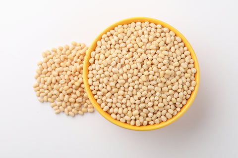 Urad Dal Washed