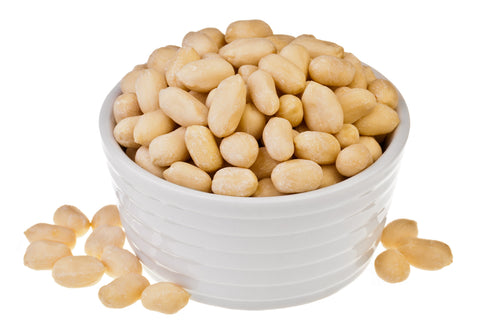 Peanuts Raw Blanched